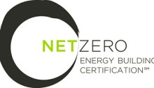 Net Zero Certification Logo.
