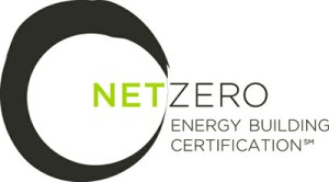 Net Zero Certification Logo.